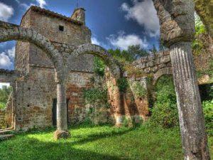 Parco di Marturanum, chiesa di San Giuliano