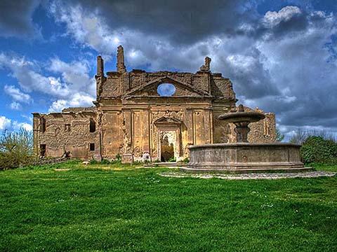 Ancient Monterano