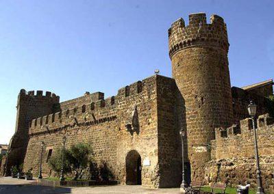 Castello Ruspoli a Cerveteri
