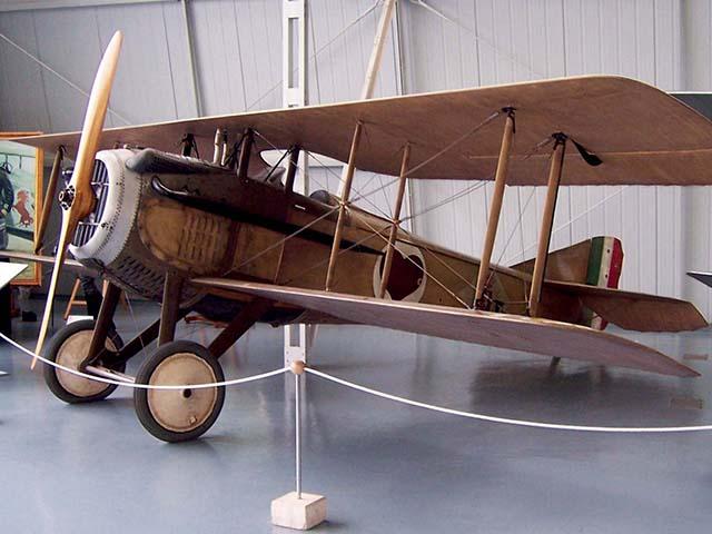 Museo dell'Aeronautica Militare di Vigna di Valle (Bracciano)
