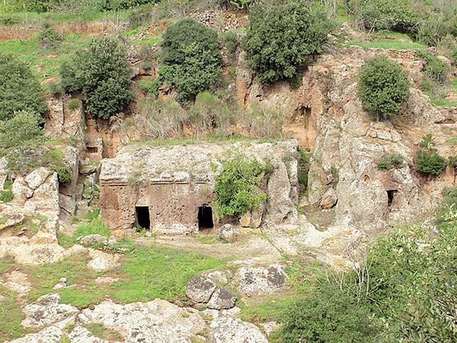 Insediamento etrusco di San Giovenale