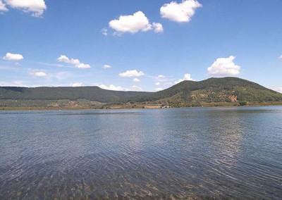 Ronciglione Lago di Vico