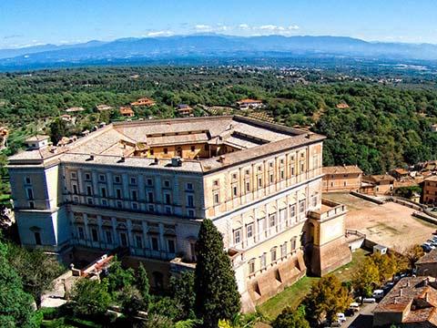 Caprarola e Palazzo Farnese