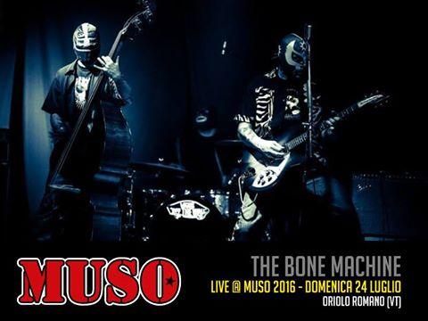 The Bone Machine