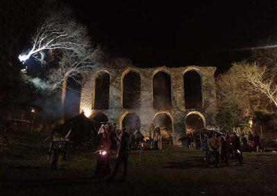 Presepe Medievale a Monterano