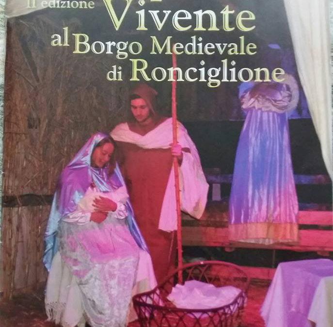 Living Nativity (Presepe vivente) in Ronciglione, Xmas 2016