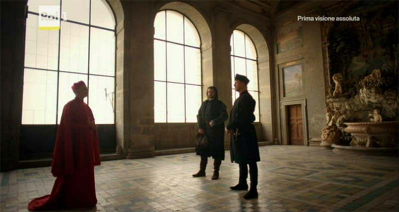 medici masters of florence episode guide