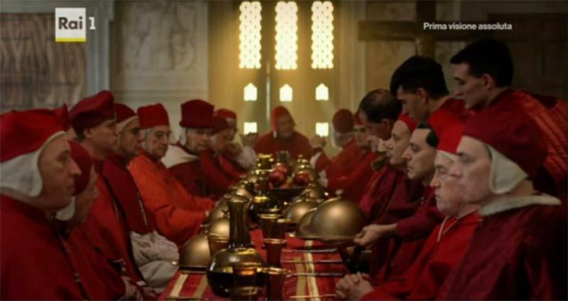 Palazzo farnese a caprarola le location della serie tv i for Ercole farnese 2017