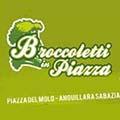 Logo della sagra Broccoletti in piazza