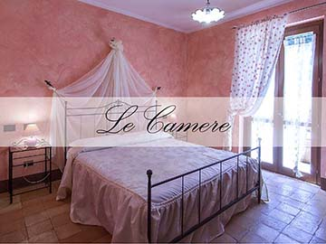 Camere in agriturismo bed and breakfast a Bracciano