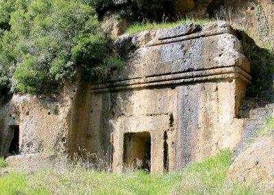 Villaggio rupestre di San giovenale