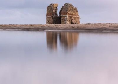 Torre flavia Ladispoli mare spiaggia