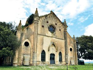 Farnesiana, the church