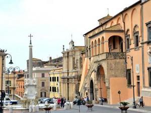 Tarquinia piazza Soderini