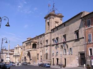 Tarquinia palazzo comunale