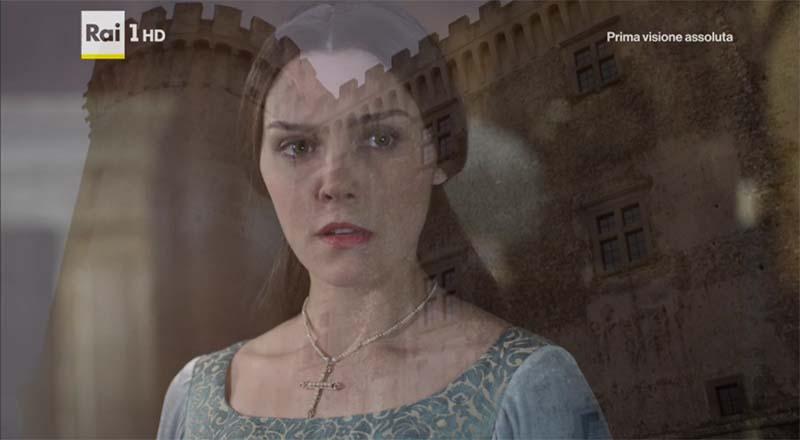 medici castello bracciano Annabel Scholey