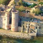Santa Severa's coastal fortress
