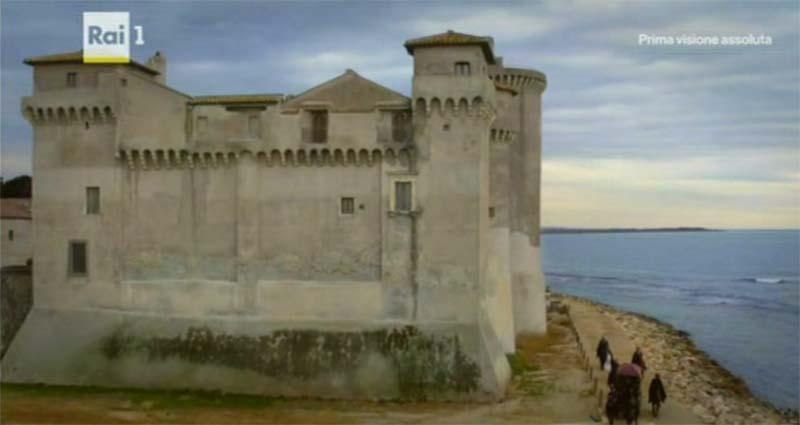Arriving at Baldassarre Cossa Palace