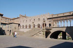 Palazzo dei Papi in Viterbo
