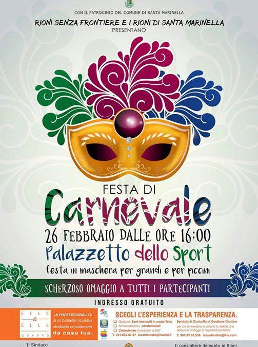 Festa Carnevale Santa Marinella