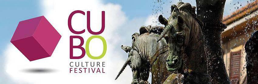 logo del Cubo Festival di Ronciglione