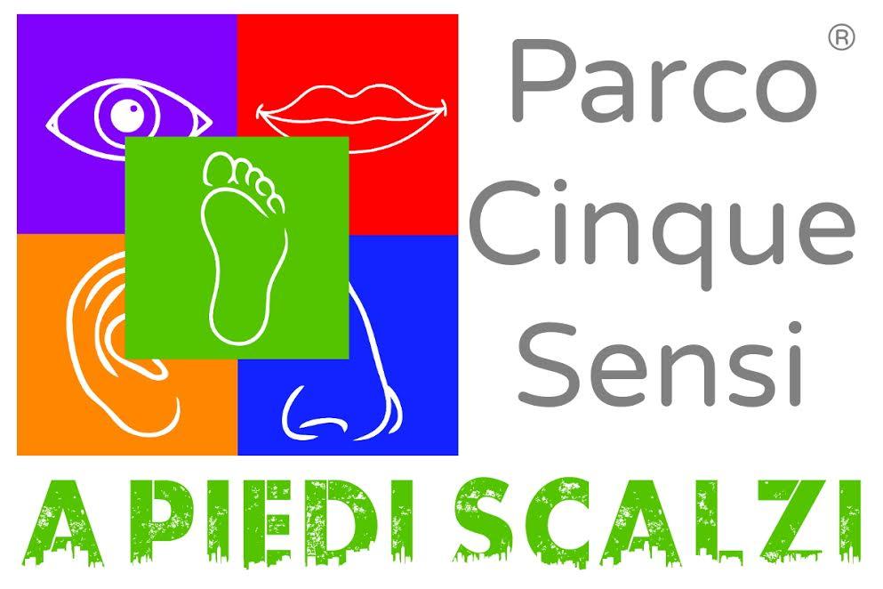 logo del Parco dei Cinque Sensi di Vitorchiano