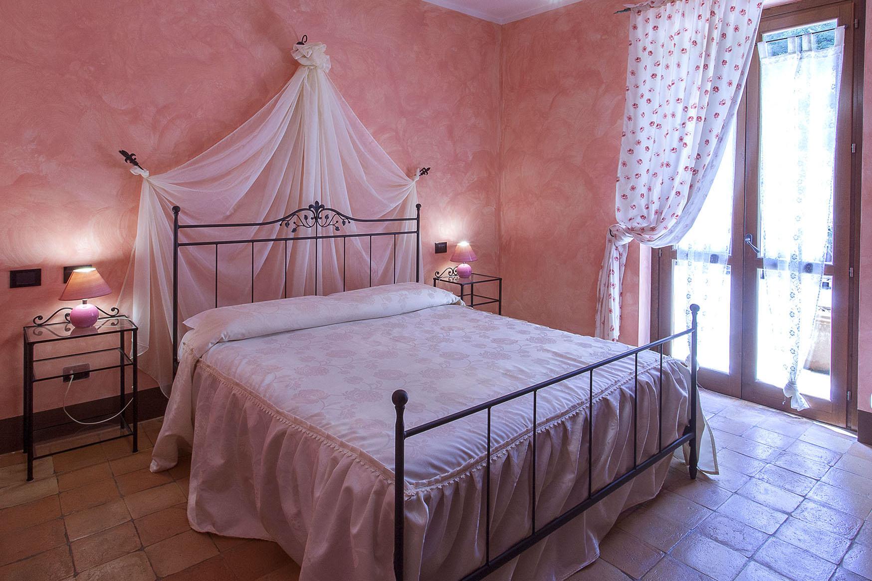 La Gismonda camera rosa